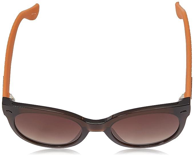 es Havaianas 52 J6 de Ochrebrown mujer Ropa Ngoldnham sol accesorios y Amazon para Gafas 22d qWPRp1nWa
