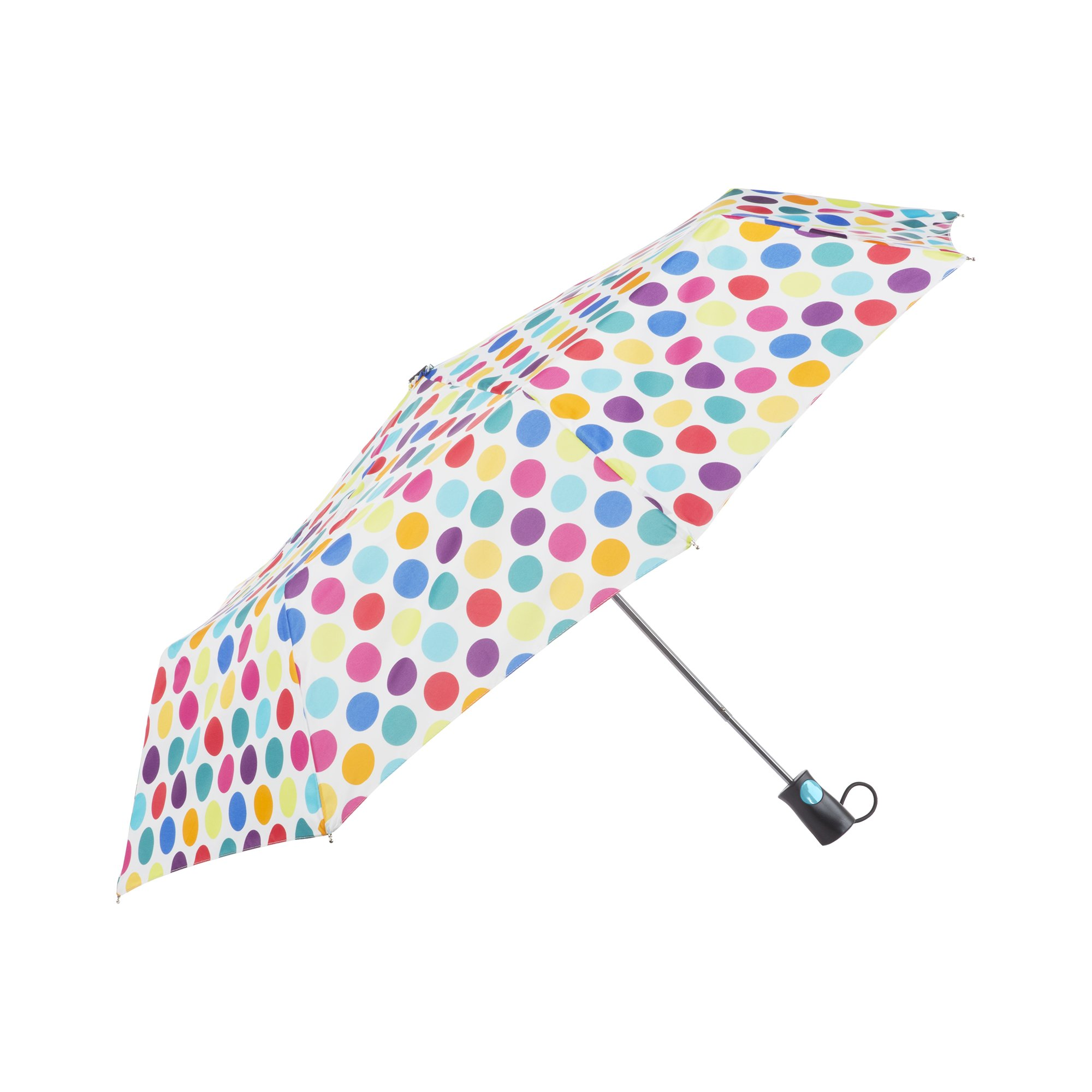 totes Women's Sunguard One-Touch Auto Open Umbrella with Neverwet, Judy Garland by totes (Image #2)