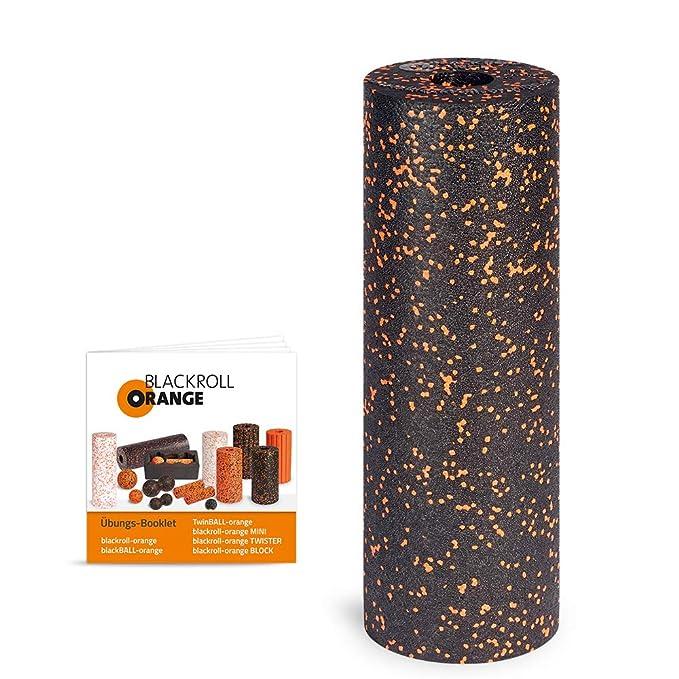 Blackroll Massageball 8 cm schwarz