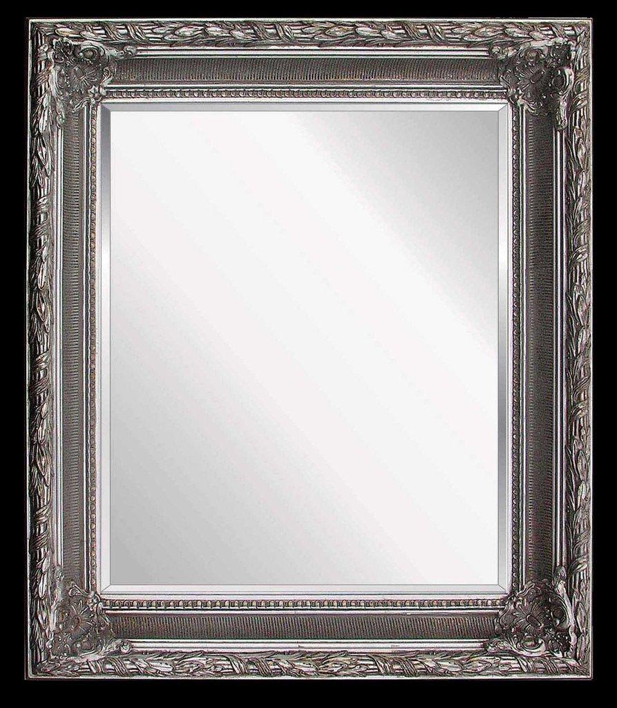 Marco de madera en color plata, 16 x 20 entradas: Amazon.es: Hogar