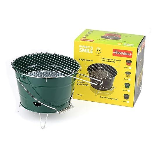 Ferraboli Grill/Barbacoa Grill/mesa grill/Barbacoa de carbón ...