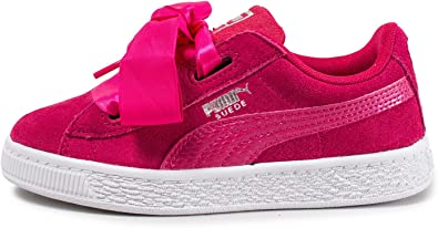 basket puma heart enfant 35