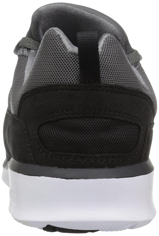 DC Men's Heathrow Casual D(M) Skate Shoe B01H83XF8K 7.5 D(M) Casual US|Black/Dark Grey 07cbdb