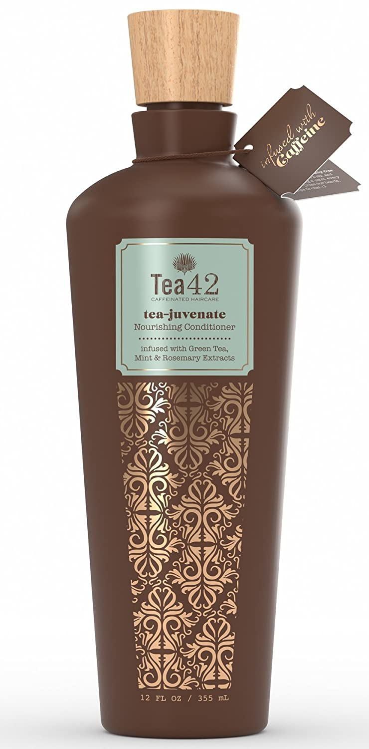 Premium Caffeine Conditioner Made From Organic Green Tea Extract 12 oz, by Tea42