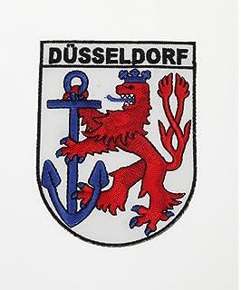 Dusseldorf Aufnaher Bugelbild Stickbild Iron On Patch