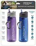 LifeStraw Go Botella de Filtro de Agua