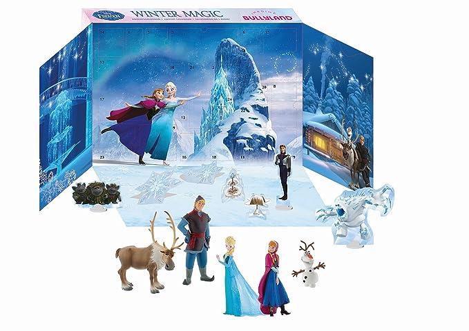 2 opinioni per Bullyland 12200- Walt Disney, Calendario dell'Avvento di Frozen