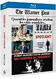 Spotlight + Les hommes du Président + Truth, le prix de la vérité [Blu-ray]