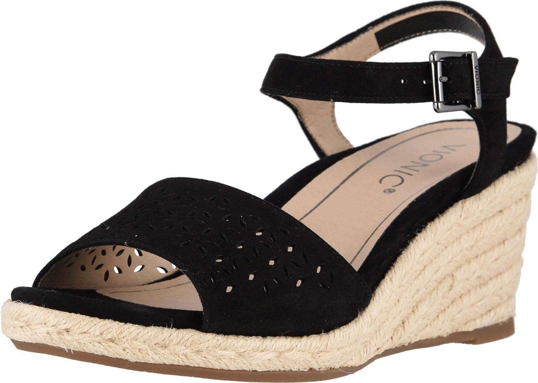 Vionic Women's Tulum Ariel Wedge Sandal