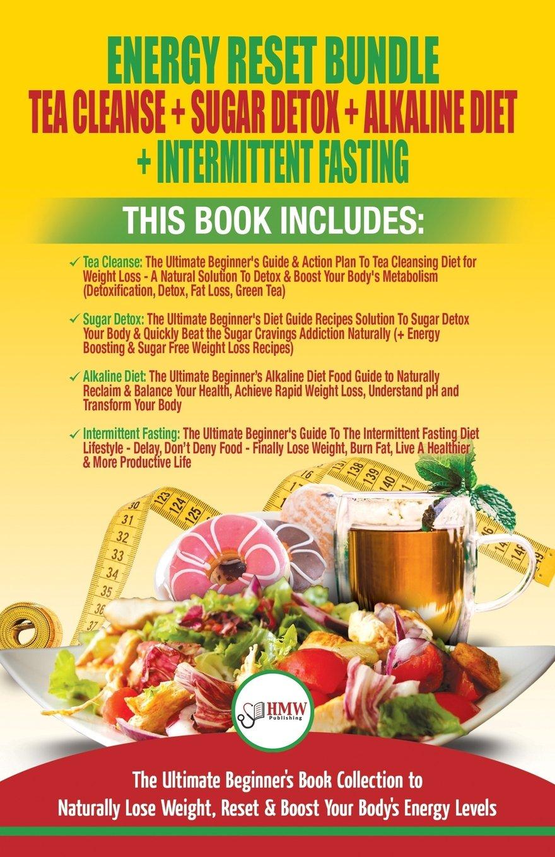 Energy Reset: Tea Cleanse, Sugar Detox, Alkaline Diet
