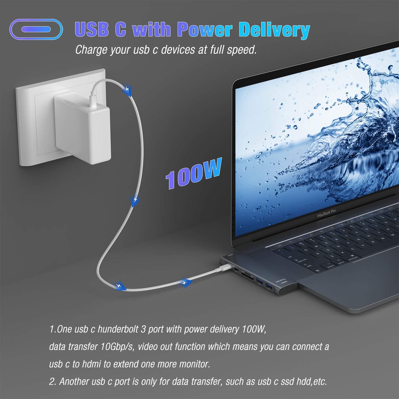 Mua USB C Adapters for MacBook Pro 2020, MacBook Pro USB ...
