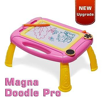 Amazon.com: Matesy - Tabla de dibujo magnética para niños de ...