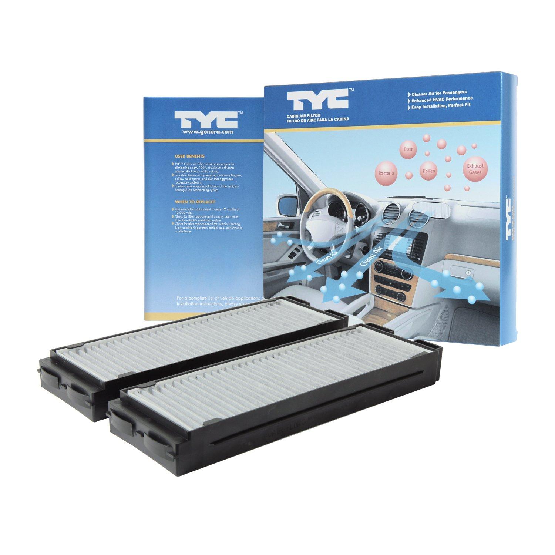 TYC 800114C2 Nissan//Infiniti Replacement Cabin Air Filter