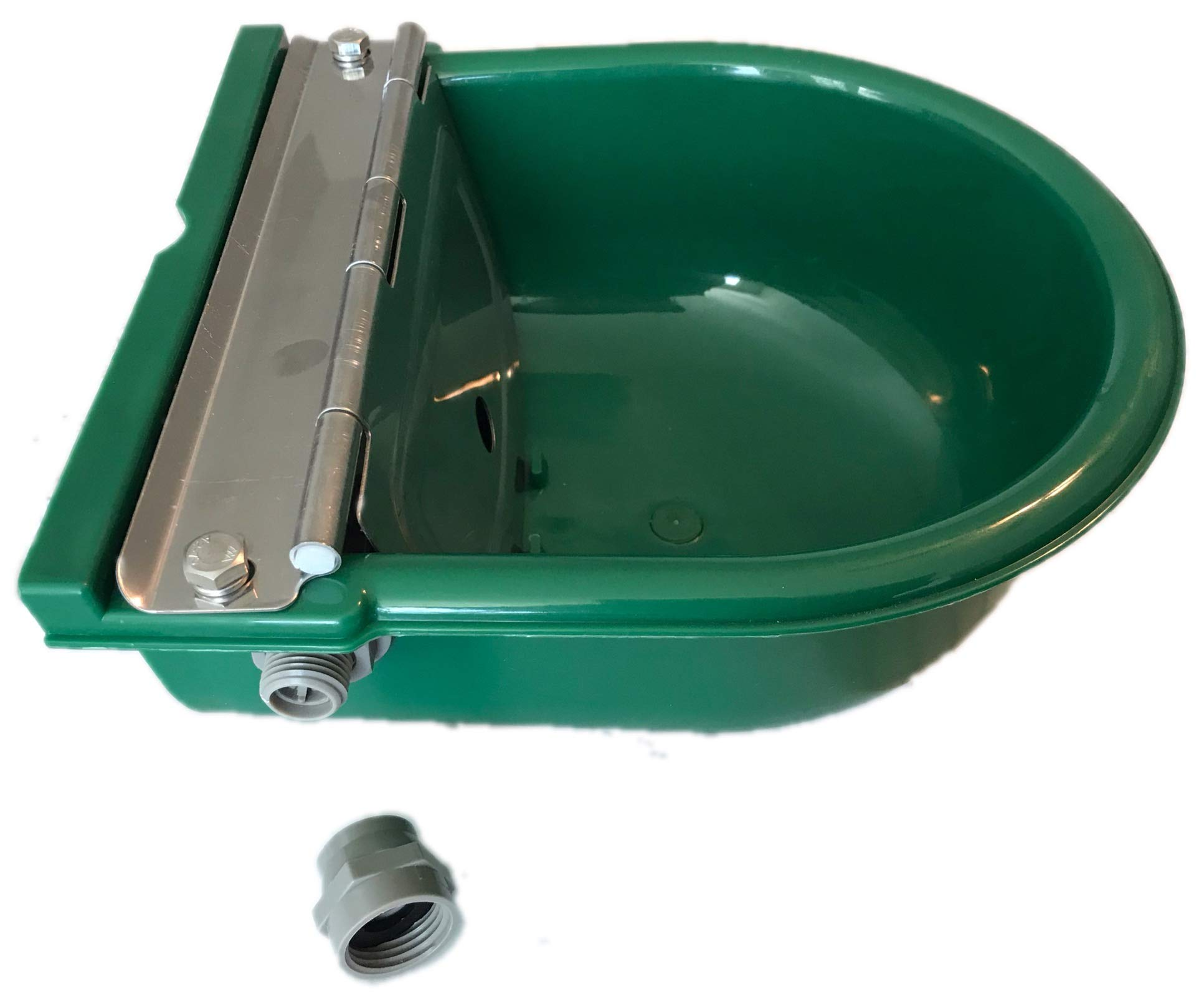 rabbitnipples.com Large Automatic Waterer for Horses, Cows, Goats and Other Live Stock by rabbitnipples.com