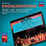 Mussorgsky : La Khovanchtchina