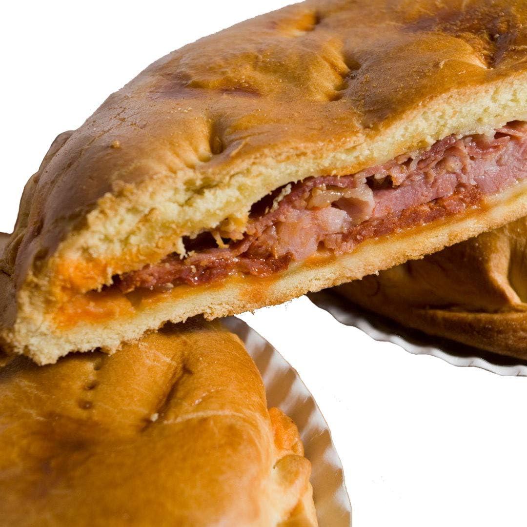 Hornazo Ibérico con Chorizo, Lomo, Jamón. 1,200 kg aproximadamente. Salamanca. What Jamón. ENTREGA 24-72 HORAS