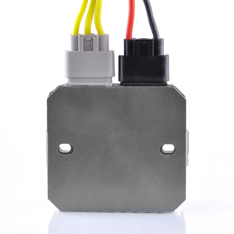 2012-2018 Polaris RZR 900//1000 STAGE 3 Ultimate Mosfet Voltage Regulator Performance Relocation Kit OEM Repl.# 4013247 4013904 4014029 4015229