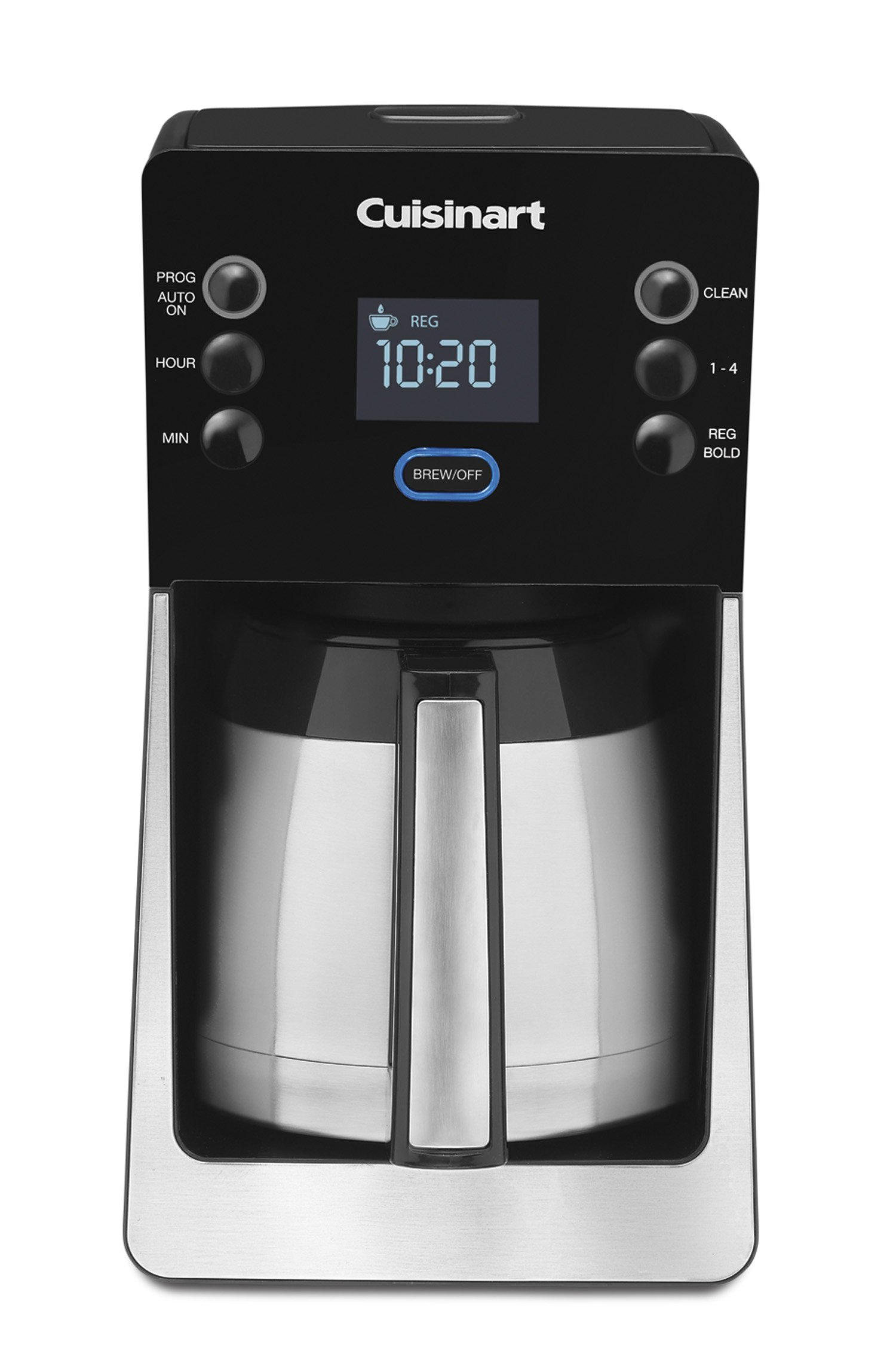 Cuisinart DCC-2900 Perfec Temp 12-Cup Thermal Programmable Coffeemaker by Cuisinart