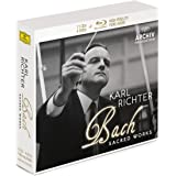 Bach: Sacred Works (11CD+4DVD+BLU-RAY)