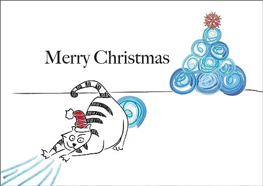 Amazon.com: Carte de Noël drôle. Carte cadeau/Carte de voeux pour