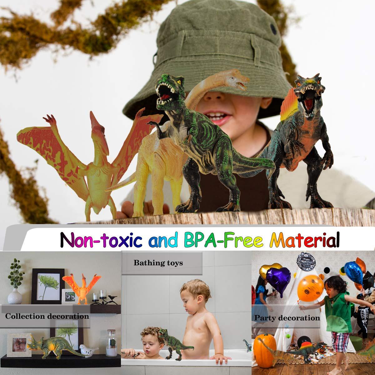 5c52614903c Amazon.com  Adjustable Dinosaur Toys