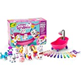 Crayola Scribble Scrubbie Pets Mega Pack, Animal Toy for Kids, Gift, Age 3+