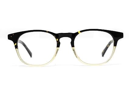 3b712b1eecdde Lentes Moda Color Amarillo - Ligeros de Acetato - para Hombre - para Mujer  - Unisex - Armazones - Marcos - Moda - Retro ...