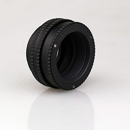 Camera & Photo M65-m65 17-31 M65 To M65 Mount Focusing Helicoid Ring Adapter 17-31mm Macro Extension Tube