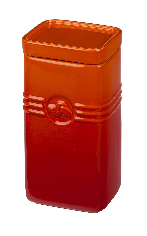 Le Creuset PG8004-112 Stoneware 2-Quart Coffee Storage Jar, Volcanic