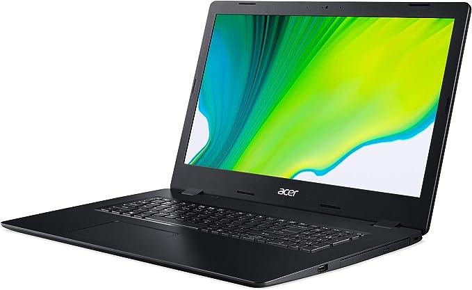 17 Zoll Notebook Acer Aspire 3 A317-52-39CS unter 500 Euro Laptop Test