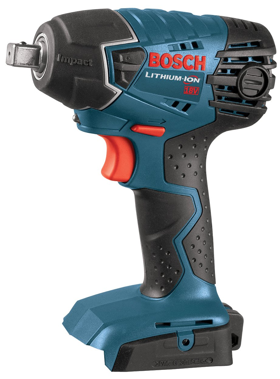Bosch Bare-Tool 24618B 18-Volt Lithium-ion 1 2-Inch Square Drive Impact Wrench