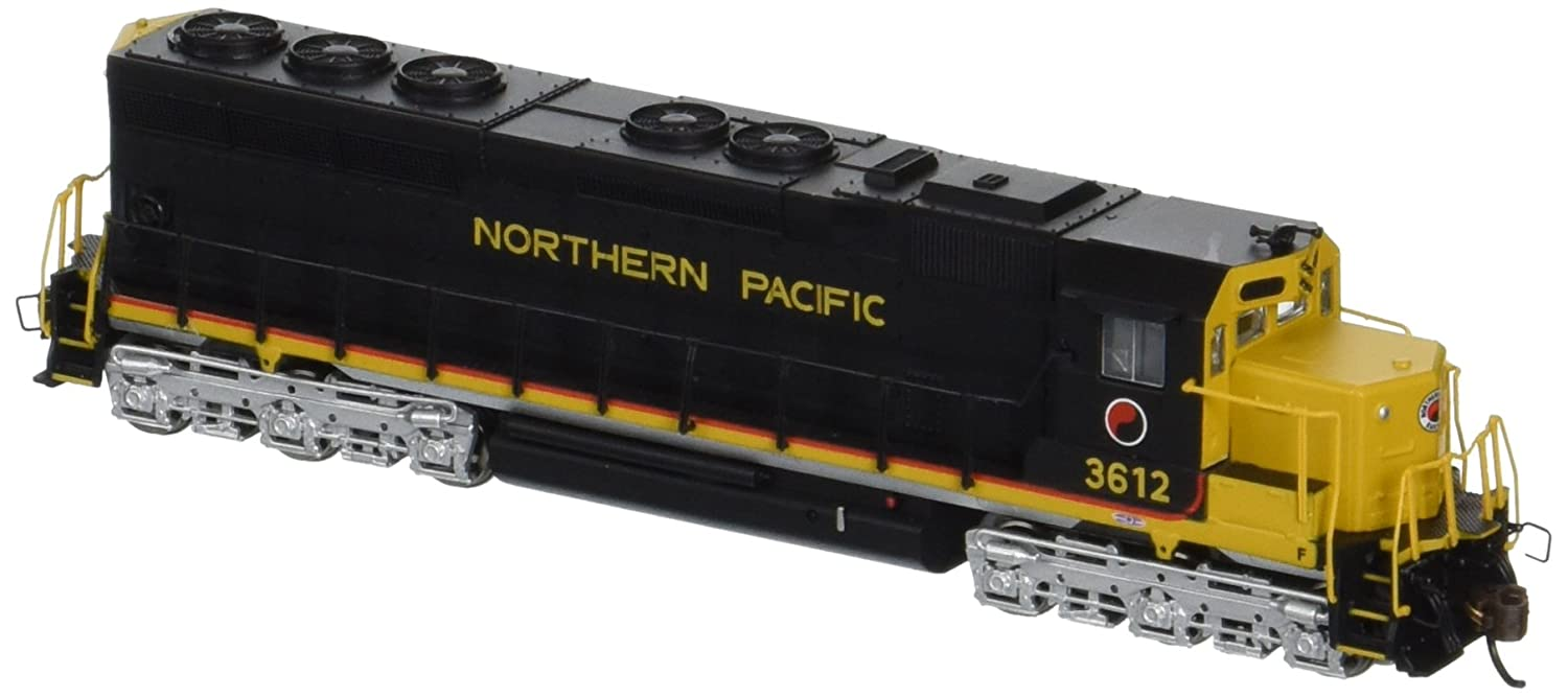 N Scale Bachmann Industries Northern Pacific #3612 EMD SD45 DCC Sound Equipped Diesel Locomotive Train 66455 Bachmann Industries Inc