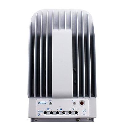 a565c9f1eaf Amazon.com : EPEVER Tracer 3215BN MPPT Solar Charger Controller 30A 12V 24V  : Garden & Outdoor