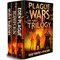 Plague Wars: Infection Day: The First Trilogy: Three apocalyptic sci-fi technothriller adventures (Plague Wars Series Book 12) (English Edition)