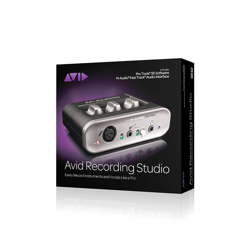M-AUDIO AVID RECORDING STUDIO TREIBER WINDOWS 8
