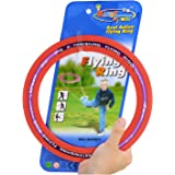 Arshiner Outdoor Real Action Flying Discs Flying Ring Frisbee Sprint Ring for Both Kids and Adults- Single Unit