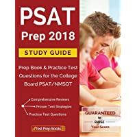 PSAT Prep 2018: Study Guide Prep Book & Practice Test Questions for the College Board PSAT/NMSQT