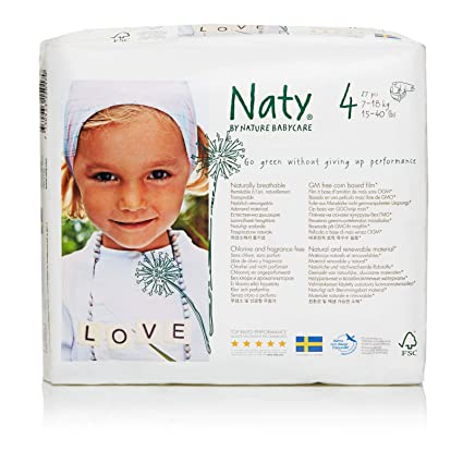 Naty by Nature - Pañales