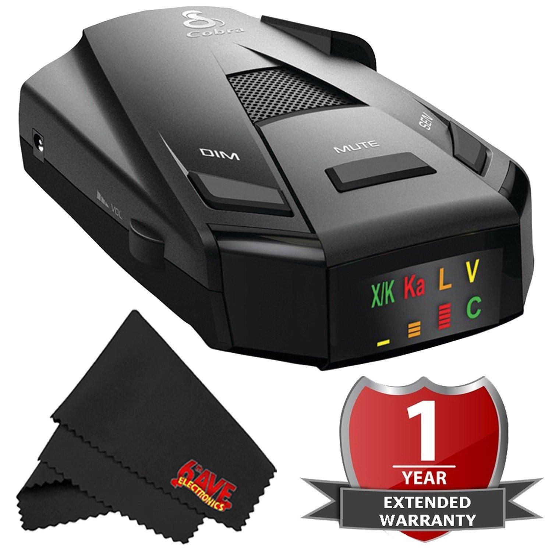 Cobra rad250 Rad 250レーダー/レーザー検出器2年保証 B079TGYSZX