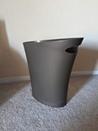 Amazon Umbra Skinny Trash Can – Sleek & Stylish