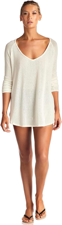 Vitamin A Women's Drifter Beach Drifter Beach Sweater Tunic Swim Cover Up