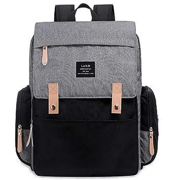 bca07cf15f0c Amazon.com   Land Backpack Diaper Bag for Mom Dad