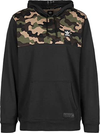 adidas Sweat à Capuche Originals Camouflage Blocked pour