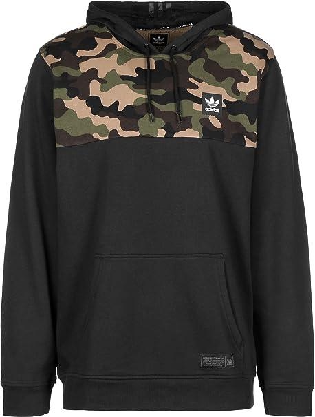 Sudadera Con Capucha Adidas Originals Camouflage Blocked Para Hombre: Amazon.es: Ropa y accesorios