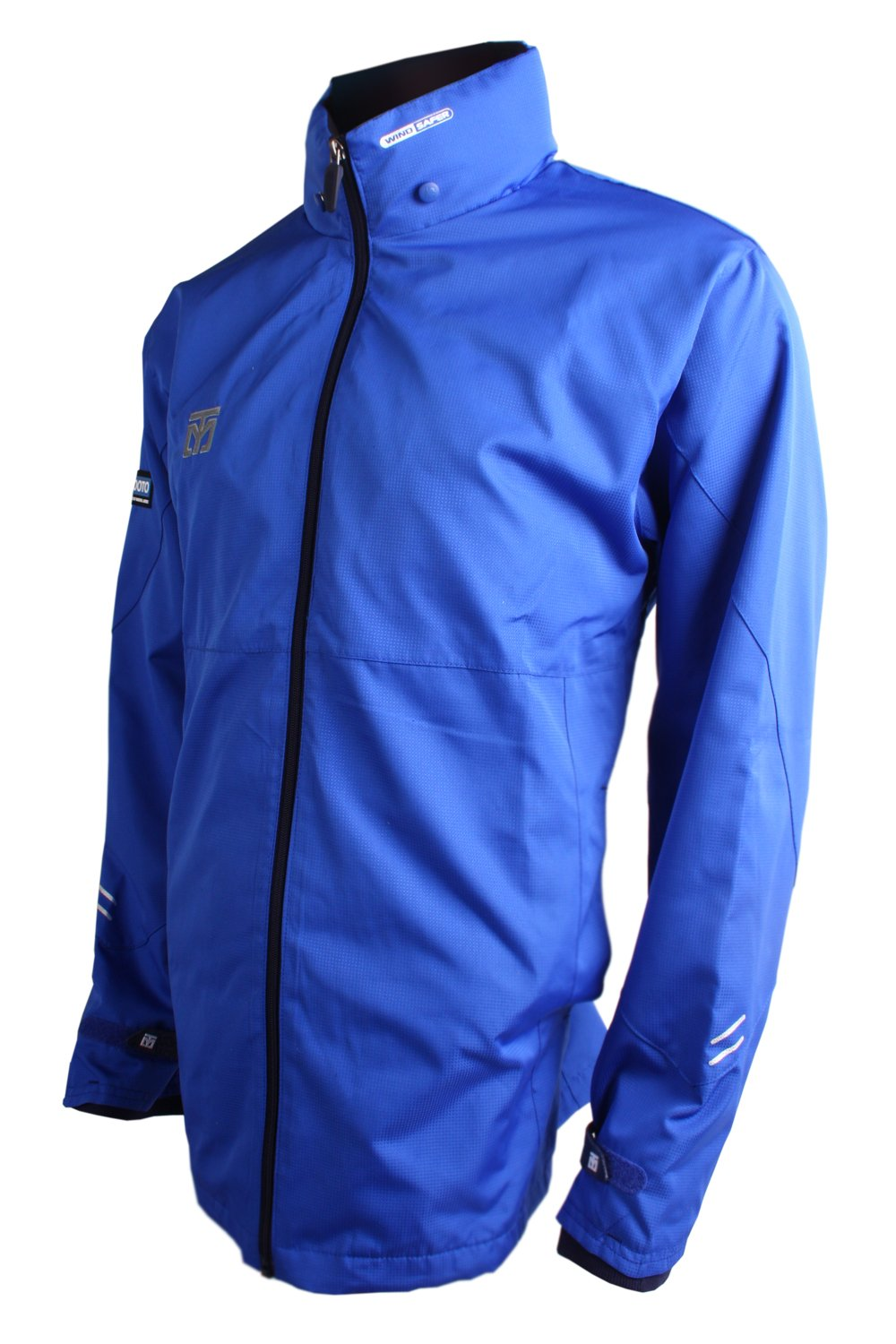 Mooto Wings Wind Breaker 4 Color Jacket Training TaeKwonDo 4.26ft to 6.88ft (Blue, 190(180cm-190cm or 5.90ft-6.23ft)) by Mooto