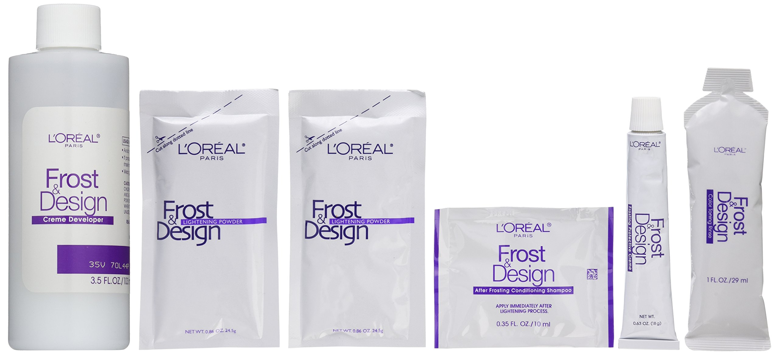 L'Oréal Paris Frost and Design Cap Hair Highlights For Long Hair, H85 Champagne by L'Oreal Paris (Image #7)