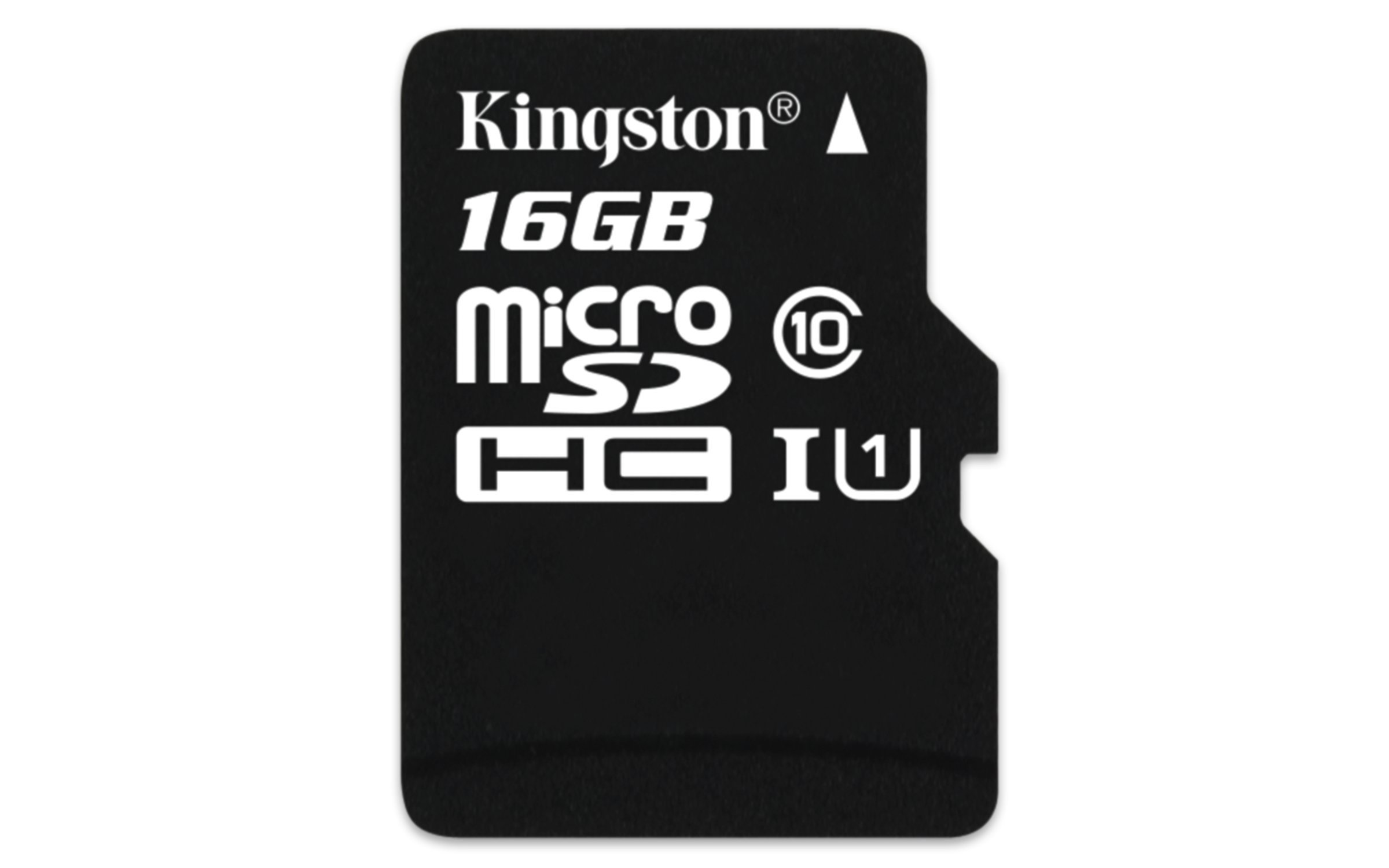 Kingston Digital 16GB Micro SDHC UHS-I Class 10...