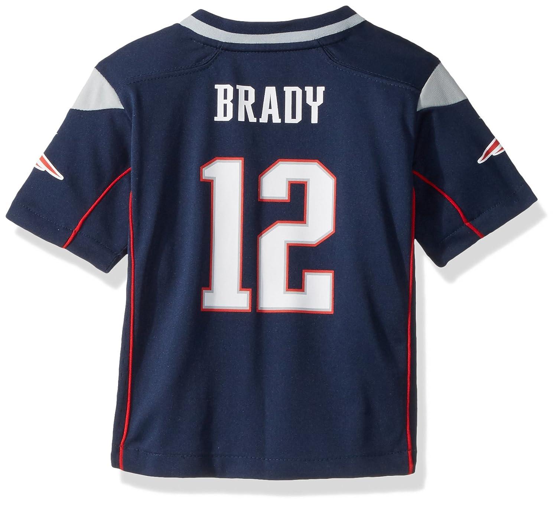 pretty nice 0a3f5 d8202 Nike Tom Brady New England Patriots Infant Game Jersey