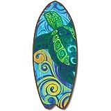 Tribal Sea Turtle - Large Surfboard