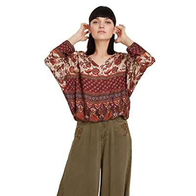 Desigual Women's Blouse Sena at Women's Clothing store